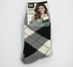 Obrázek z Termo ponožky dámské - kárované