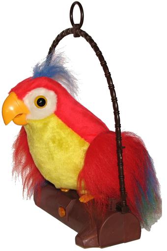 Obrázek z Mluvící papoušek