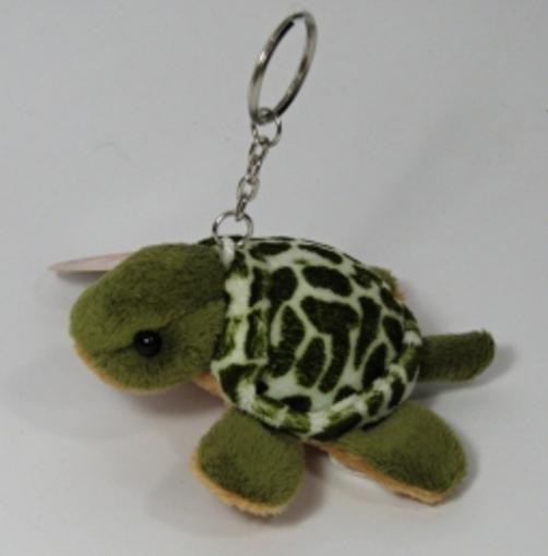 Obrázek z Klíčenka plyšová, želva