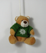 Obrázek z Klíčenka plyšová, medvídek