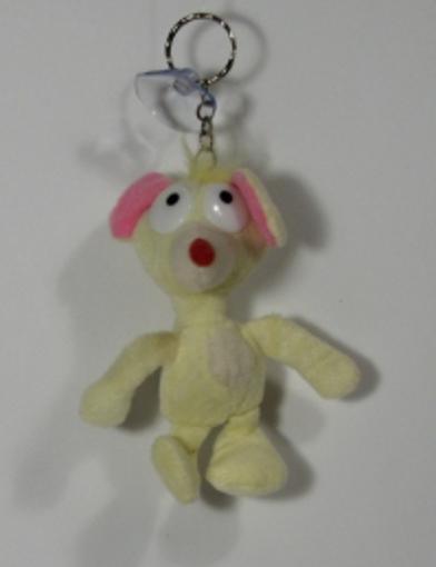 Obrázek z Klíčenka plyšová s přísavkou, myška