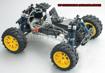 Obrázek z Spalovací RC MONSTER TRUCK 1/10 NITRO 4WD HBX 3318 XTRA-FIRE