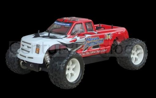 Obrázek z Velký závodní RC Mega Monster Truck 1:5 4WD NUTECH