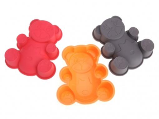 Obrázek z Pečící forma - medvídci