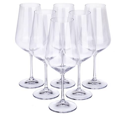 Obrázek z Sada sklenic na červené víno - 6 ks
