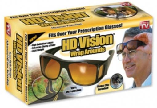 Obrázek z HD Vision Brýle nejen pro řidiče