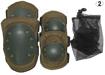 Obrázek z Kvalitní chrániče na kolena, lokty 4ks univerzální velikost