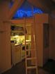 Obrázek z Vánoční osvětlení, světelné LED krápníky 105 ks/6,5 m x 0,6 m