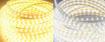 Obrázek z Nalepovací Svítící LED pás voděodolný - do interiéru i exteriéru