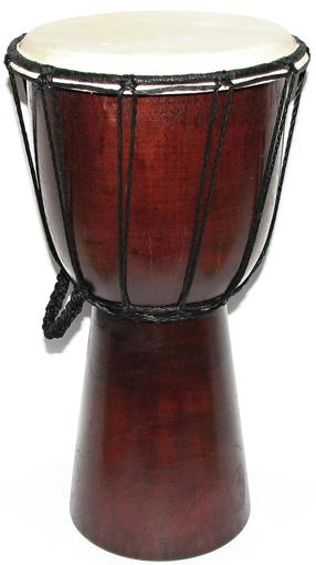 Obrázek z Buben djembe, bongo velký 30cm