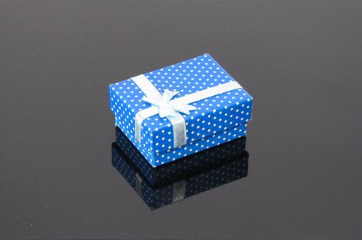 Obrázek z Dárková krabička na prstýnek, naušnice