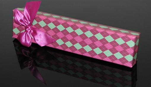 Obrázek z Krásná dárková krabička na šperky