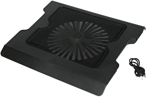 Obrázek z USB LED chladící podložka pod notebook s intenzivním chlazením