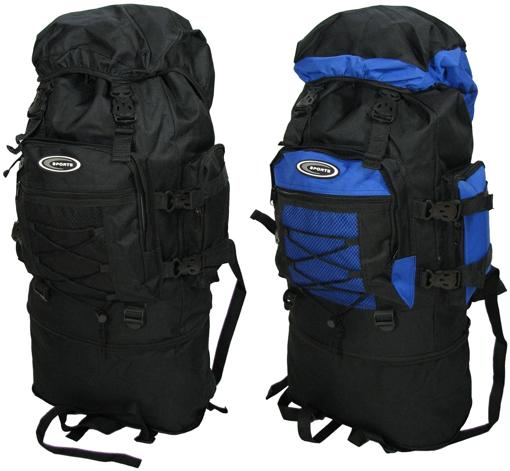 Obrázek z Cestovní krosna, batoh velký 90L