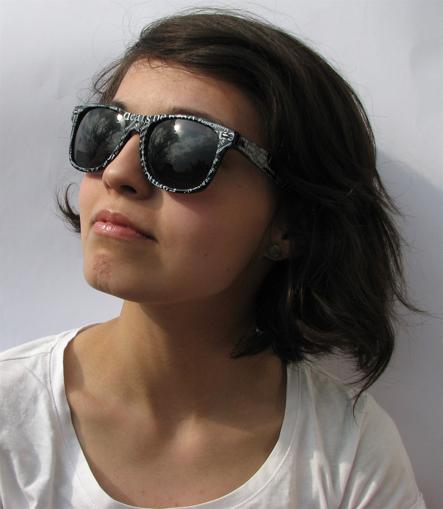 Obrázek z Sluneční brýle 80S - Noviny
