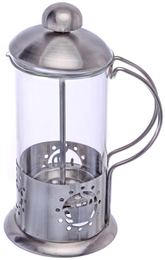 Obrázek z Konvička na kávu, čaj s filtračním pístem