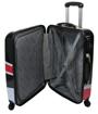 Obrázek z Cestovní kufry sada 3 ks ABS - PC potisk So British