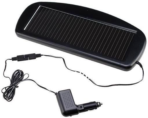 Obrázek z Solární nabíječka do auta