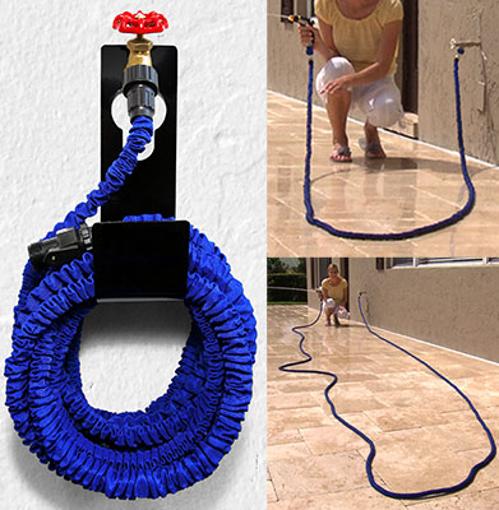 Obrázek z Flexibilní zahradní hadice 15 m