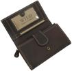 Obrázek z Dámská kožená peněženka na patent - 2008