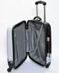 Obrázek z Cestovní kufry sada 2 ks ABS - I FLY THE WORLD