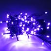 Obrázek z Vánoční LED osvětlení, světelný řetěz na stromeček 100 ks/10 m