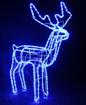 Obrázek z Vánoční pohyblivý LED sob