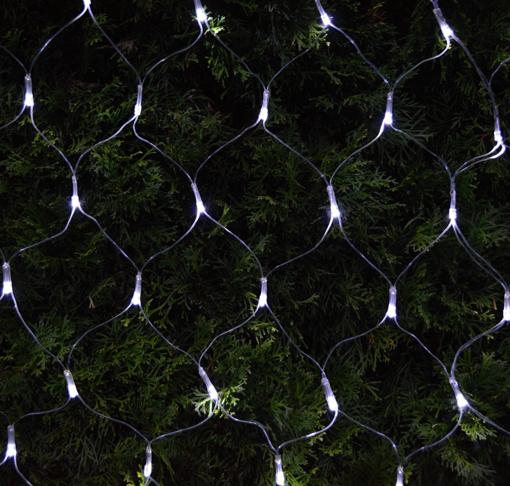 Obrázek z Vánoční LED osvětlení, světelná síť 160ks / 3,5m x 0,8m