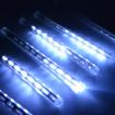 Obrázek z Světelné LED rampouchy venkovní, padající sníh - 20 cm/8 ks