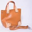 Obrázek z Italská kožená kabelka