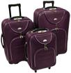 Obrázek z Sada cestovních kufrů na kolečkách 3 ks - 0082