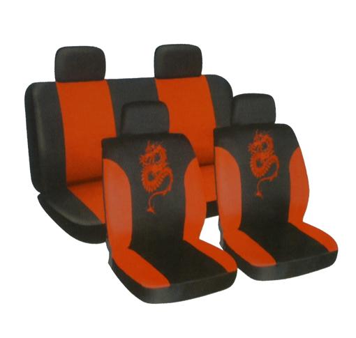 Obrázek z Autopotahy sedadel Tuning - Drak