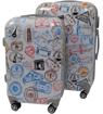 Obrázek z Cestovní kufry sada 2 ks ABS - PC razítka
