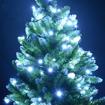 Obrázek z Vánoční LED osvětlení, světelný řetěz na stromeček 180 ks/16,5 m