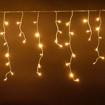 Obrázek z Vánoční osvětlení, světelné LED krápníky 105 ks/4 m x 0,8m