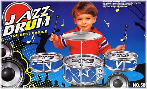 Obrázek z Dětská bubenická sada