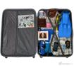 Obrázek z Skořepinový cestovní kufr na 4 kolečkách - S012