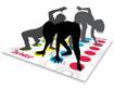 Obrázek z Společenská hra Twister