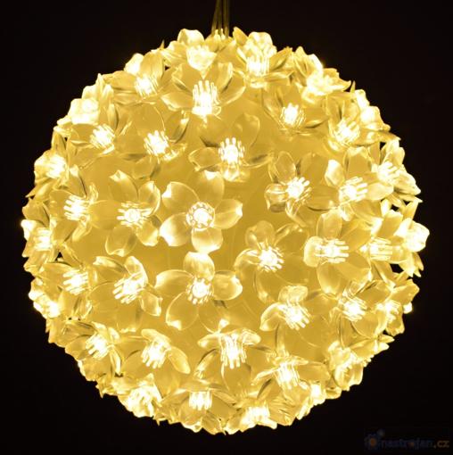 Obrázek z Vánoční dekorace 200 LED diod