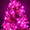 Obrázek z Vánoční LED osvětlení, světelný řetěz na stromeček 140 ks/13,5 m