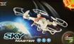 Obrázek z Dron, kvadrokoptéra 2,4G Sky Master