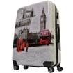 Obrázek z Cestovní kufr ABS vel. L - PC potisk London