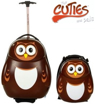 Obrázek z Dětský kufr set Cuties and Pals - Sovička