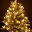 Obrázek z Vánoční LED osvětlení, světelný řetěz na stromeček 300 ks/31,5 m