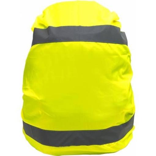 Obrázek z Vysoce viditelná ochrana na batoh s reflexními pruhy