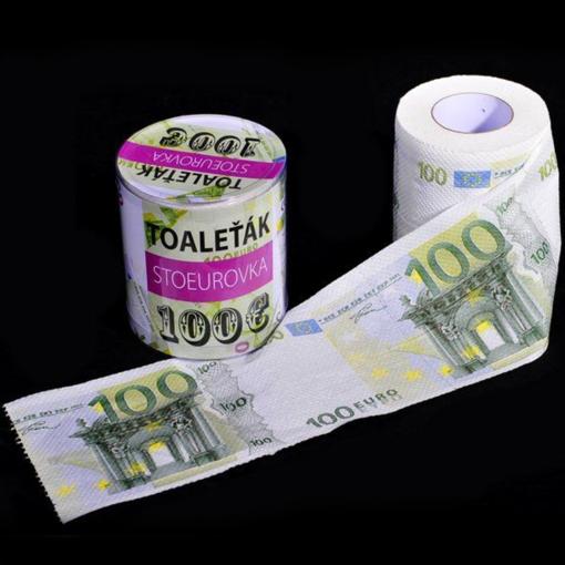 Obrázek z Toaletní papír 100 Eurovka