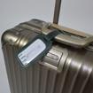 Obrázek z Visačka na kufr z pravé kůže