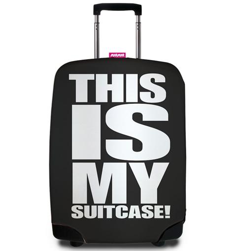 Obrázek z Obal na kufr SUITSUIT® 9051 Statement