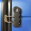 Obrázek z Skořepinový cestovní kufr na 4 kolečkách - L012