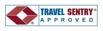 Obrázek z Bezpečnostní TSA zámek visací